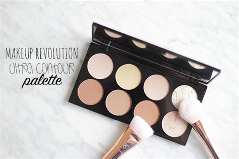 Makeup Merk Makeover veracamilla nl makeup revolution ultra contour palette