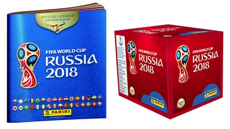 World Cup Sticker Book 2018 the 2018 fifa world cup sticker book will be released this
