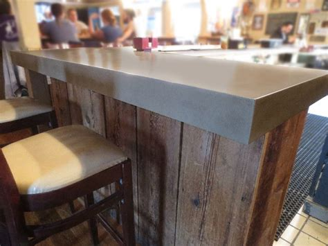 outdoor concrete bar top concrete bar top 28 images bar tops truecrete concrete countertops decorative