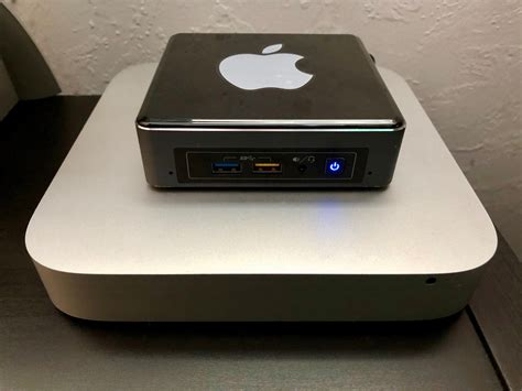 Mac Mini Server it s not quite a mac mini but it s my server six colors
