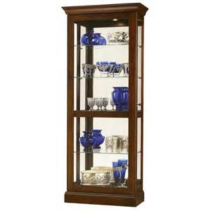 Curio Cabinet Display Howard Miller Berends Iv Curio Display Cabinet 680580