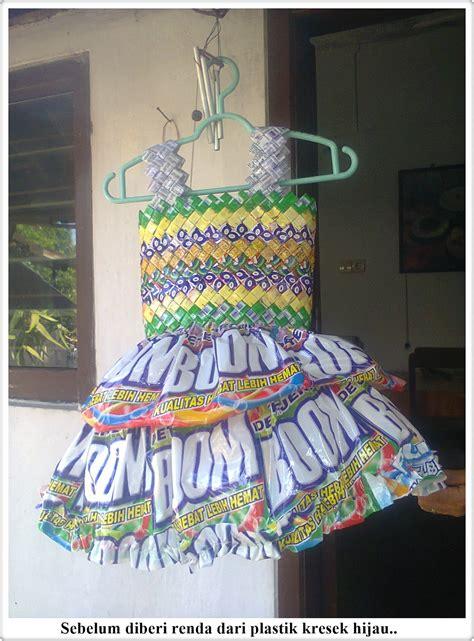 Fashion Baju Daur Ulang yucio s kreasi sah daur ulang di kungku