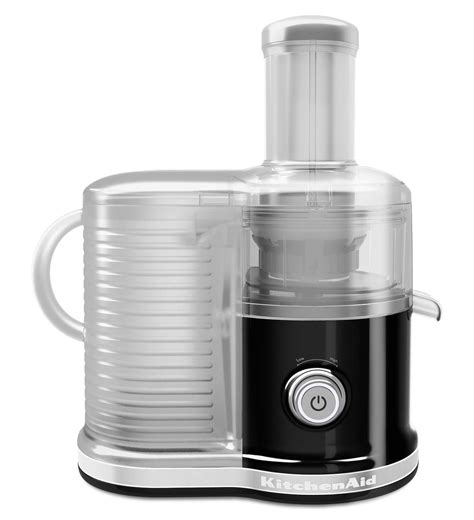 Easy Clean Juicer (fast juicer) (KVJ0333OB Onyx Black)