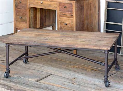 Tables Park Hill by Park Hill Reclaimed Coffee Table Nb434