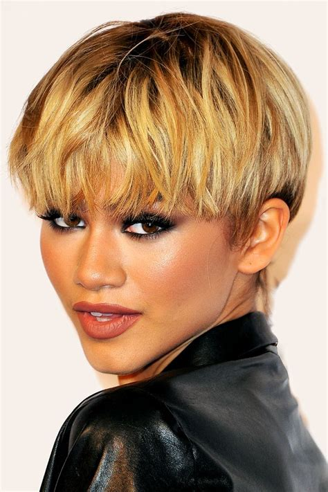 hair thickening products for pixie cuts 13 pixie cuts for thick hair straight from our favorite