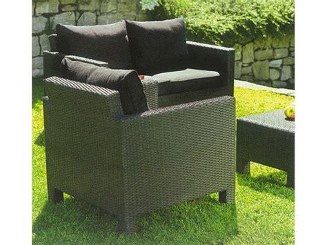 divanetti in rattan sintetico set divanetto giardino spalato divano 2 poltrone