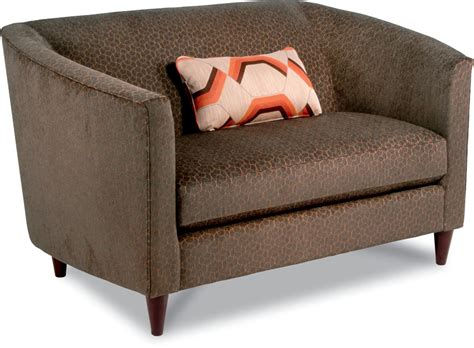 contemporary settees contemporary settee loveseat with modern shelter arms by