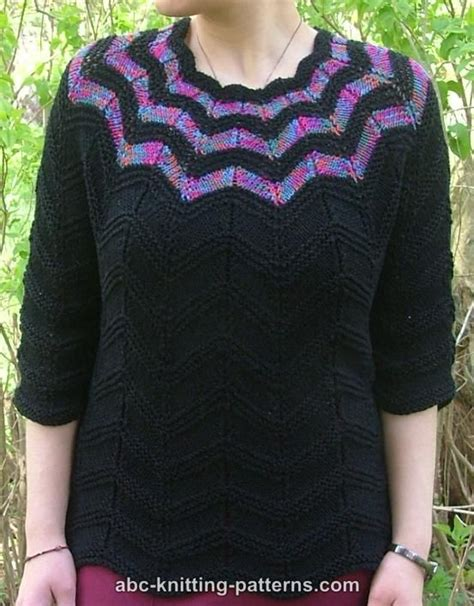 knit sweater top down free pattern top down sweater free patterns memes