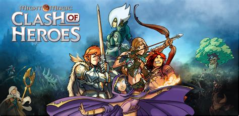 apk mania might magic clash of heroes v1 1 apk