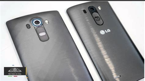 Hp Lg G4 Metal lg g4 metal back variant now available in india