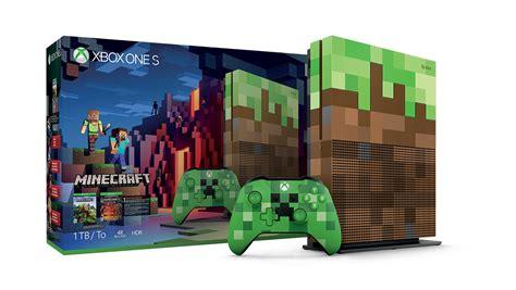 Xbox One Minecraft minecraft xbox