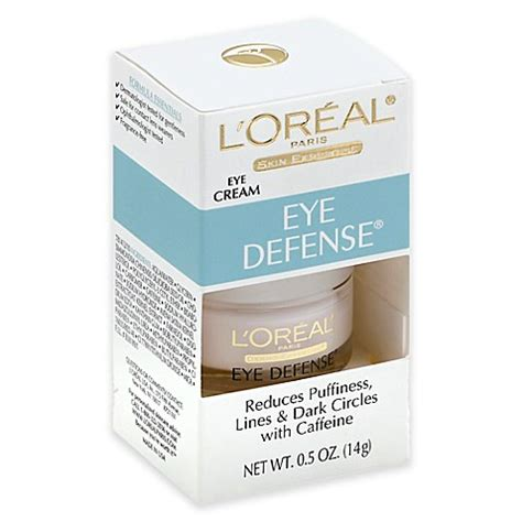 Review Loreal Shoo Harga l oreal 174 0 5 oz dermo expertise eye defense bed bath beyond