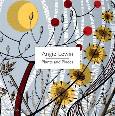 libro angie lewin plants and plants and places st jude s prints