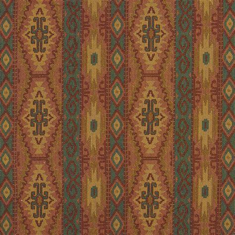 novelty upholstery fabric southwestern striped geometric woven novelty upholstery