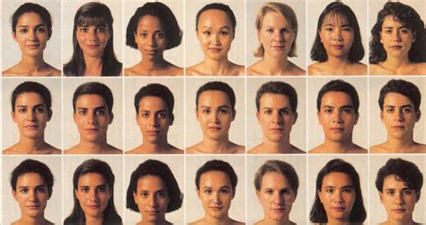 what face shape ages best face variations by age marquardt beauty analysis