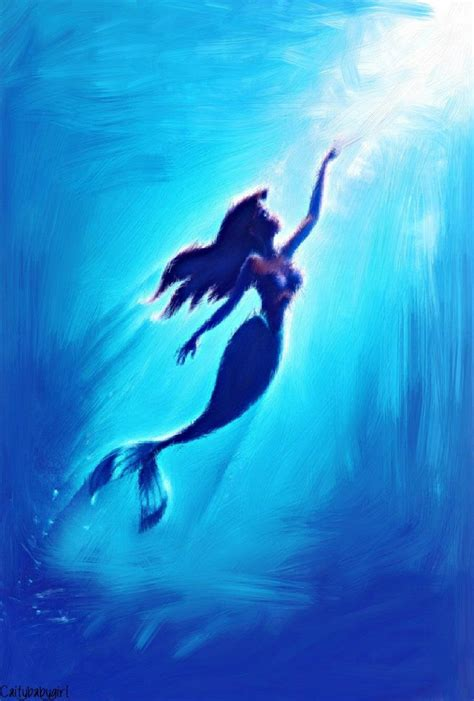 aquamarine mermaid fairy water elemental 16 x 22 22 best mermaids images on pinterest mermaids the