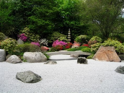 Japanese Rock Garden Design Tsubo En Is A Japanese Zen Buddhist Garden Of The Karesansui Type That Is
