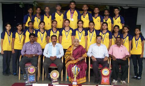 Gsss Mba College Mysore by Gsss Badriprasadji Pu College Excels In Sports Mysuru Today