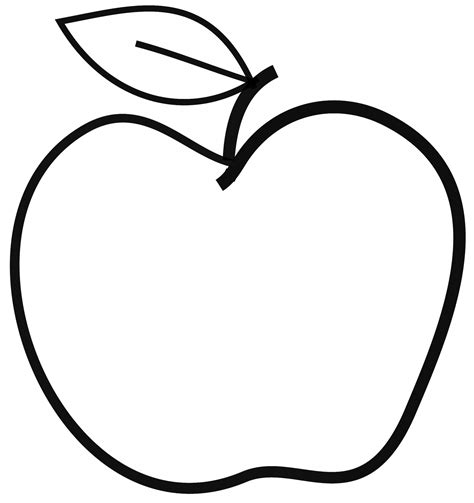 coloring apple clipart best apple clip art free stock photo public domain pictures