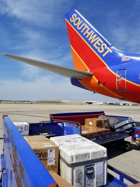 up with southwest airlines dallas cargo operations cargo facts