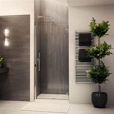 Fleurco Shower Door Fleurco Platinum Kara Shower Door Bath Emporium