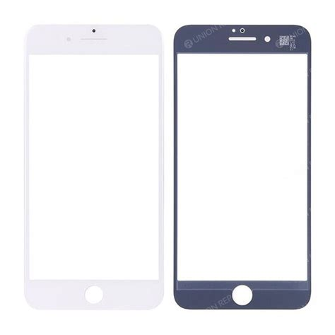 replacement for iphone 7 plus front glass white