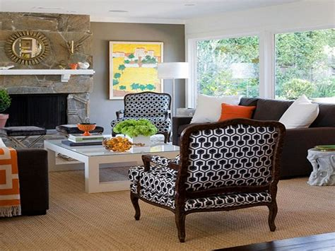 26 cool brown and blue living room designs digsdigs top 28 brown furniture with blue accents interiors