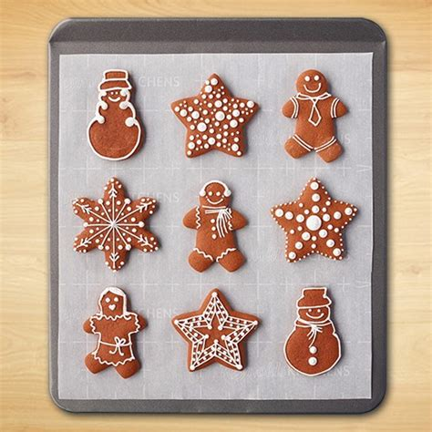 decorative icing gingerbread man cookies with decorative icing reynolds