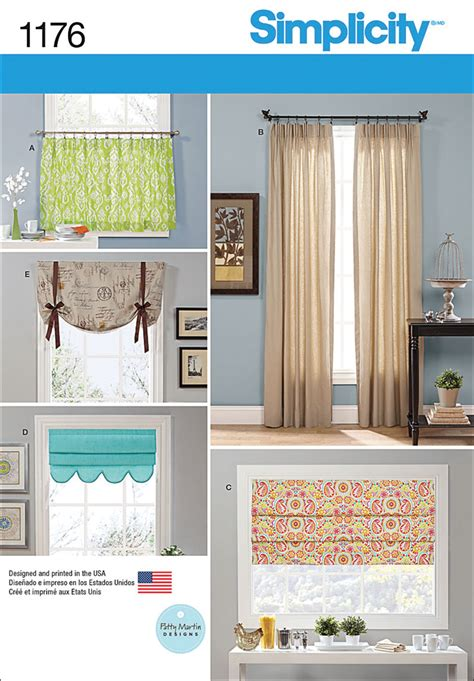 simplicity home decor simplicity home decor one size us1176os jo ann