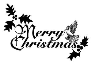 merry christmas clip art cliparts