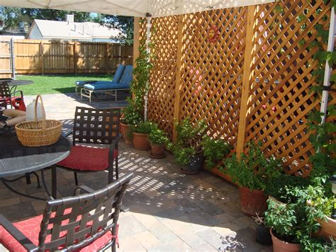 How To Create Privacy On A Patio by Backyard Privacy Screens Ideas Car Interior Design