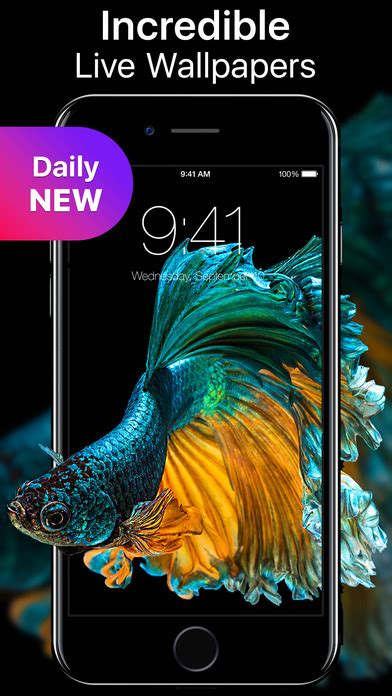 themes live live wallpapers and themes now on the app store