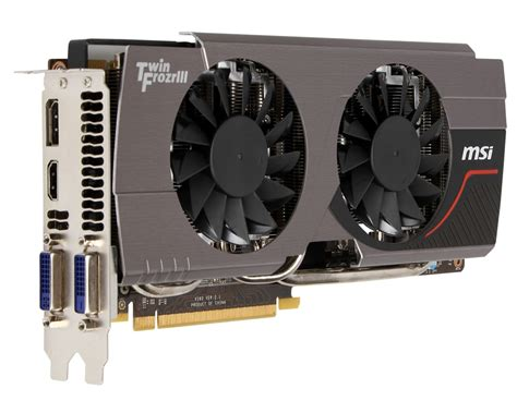 Vga Msi Frozr Msi Launches The 4gb Geforce Gtx 680 Frozr Oc Edition