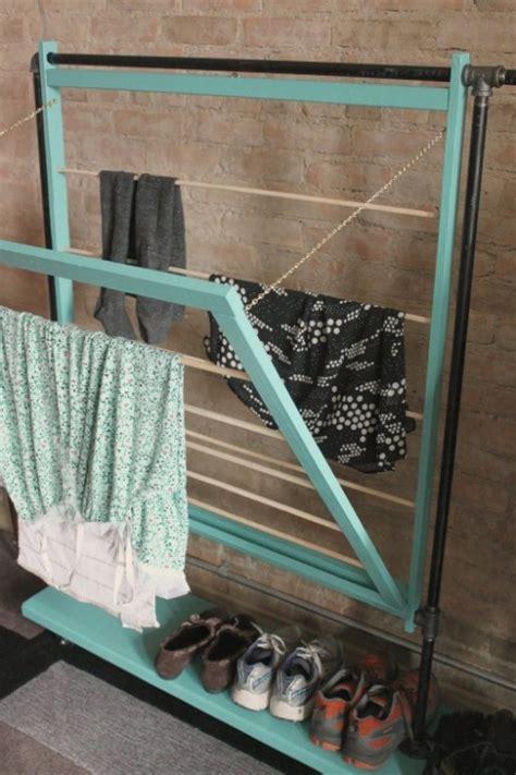 Diy Closet Rack by Cool Diy Coat Rack For Maximizing Closet Space Shelterness