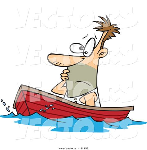 man fishing in boat clip art clip art man boat fishing clipart pencil and in color