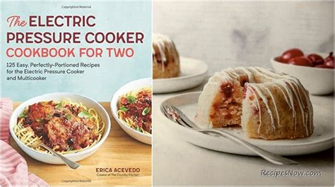 To Market Recap Cookbook For Two electric pressure cooker cookbook for two mini white