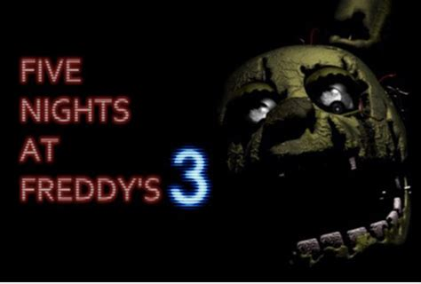 five nights at freddys 3 download pc full version download game gratis five nights at freddy s 3 pc full