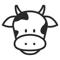 cow face free kids coloring clipart best clipart best