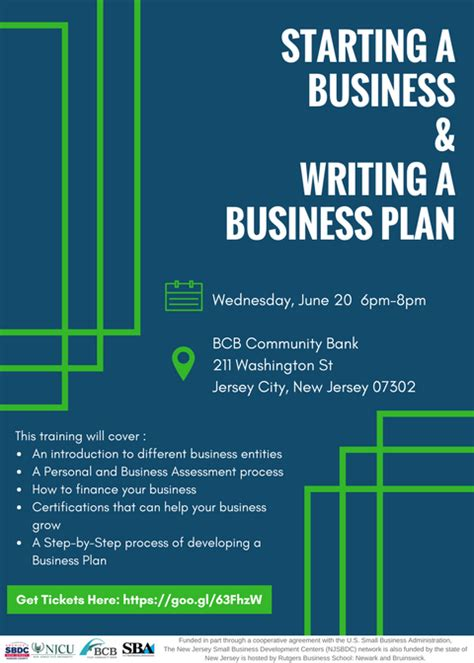 Starting A Business Essay by Starting A Business Writing A Business Plan Small Business Development Center At New Jersey