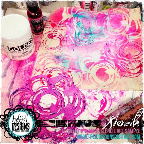 Play Color K Limited Econeco Pino In Flower Shower Set By Tombow Pen flower stencil large handmade by bautista treicdesigns digitals boutique