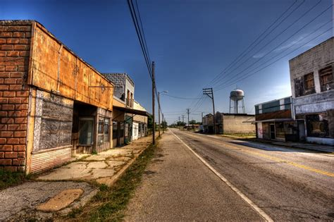 Us Towns | the 28 loneliest ghost towns on earth