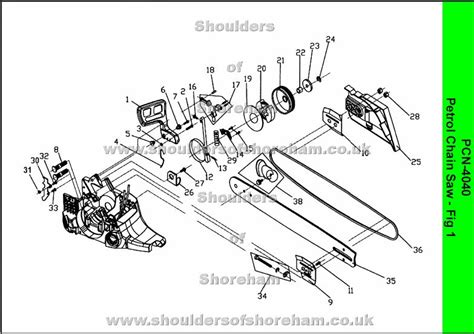 stihl ms290 chainsaw parts diagram stihl 026 chainsaw parts diagram images