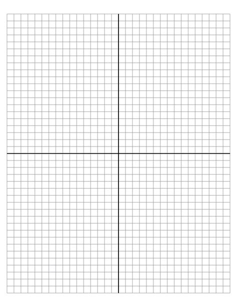 printable graph paper x y axis printable graph paper collection
