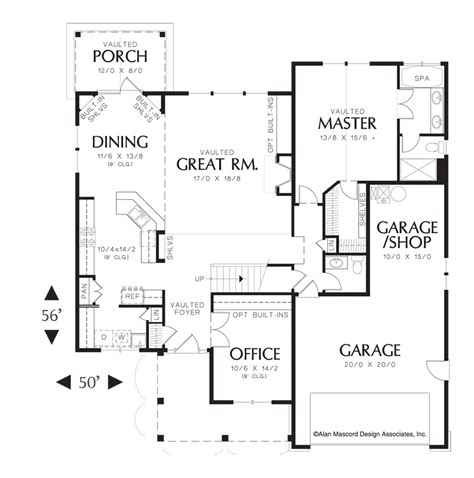 mascord house plan 22134a the