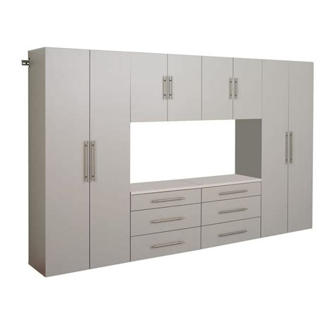 adjustable shelves garage cabinets storage systems