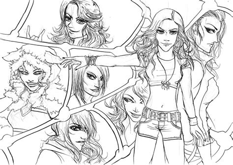2013 2014 wwe roster true divas uncolor by tapla on