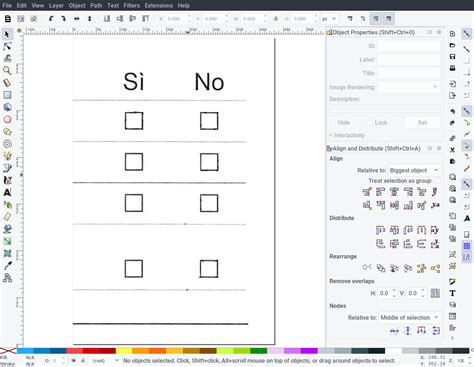id card template inkscape rescueomr tutorial