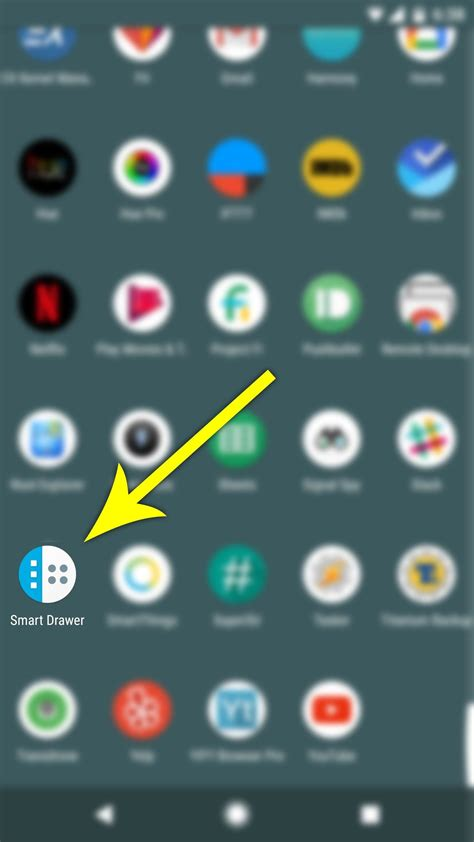 Launcher App Drawer Icon add a smart app drawer to any launcher get automatic