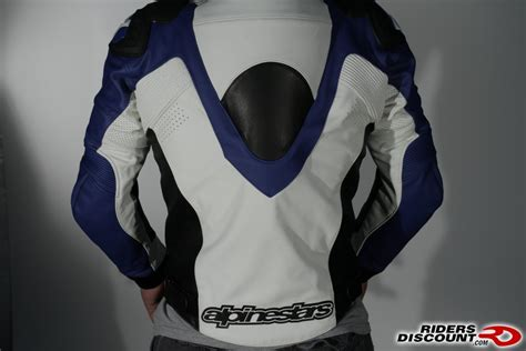 Jaket Alpinestars Jr Blue alpinestars mx 1 leather jacket triumph675 net forums