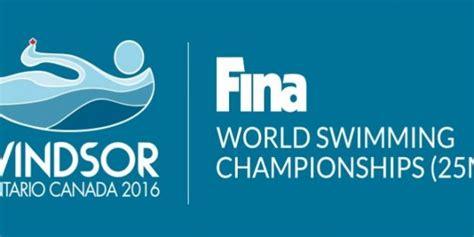 mondiali nuoto vasca corta nuoto mondiali vasca corta 2016 le ambizioni